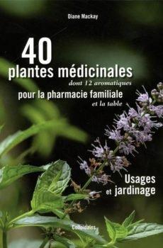 40 plantes medecinales